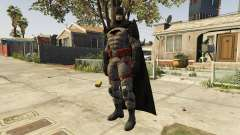 BAK Flashpoint Batman