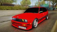 BMW 3 Series E30 Touring 3.8 BiTurbo