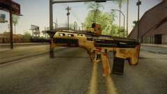DesertTech Weapon 2 Camo for GTA San Andreas