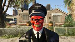 The Red Skull for GTA 5