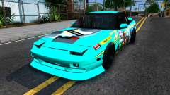 Nissan 200SX Pickup for GTA San Andreas