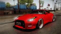 Nissan GT-R SR PRO