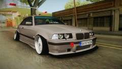 BMW 3 Series E36 ORDER for GTA San Andreas