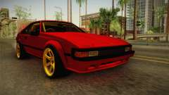 Toyota Celica Supra 1984 Drift for GTA San Andreas