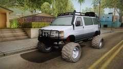 Bravado Rumpo Custom for GTA San Andreas