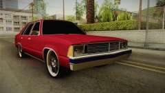 Chevrolet Malibu 1980 v2 for GTA San Andreas