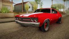 Chevrolet Chevelle SS 1970 купе for GTA San Andreas