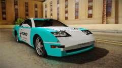 ETR1 EuR0S Blue for GTA San Andreas