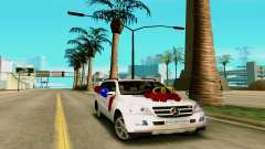 Mercedes-Benz GL for GTA San Andreas