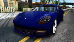 Porsche Panamera 4S 2017 v 3.0 for GTA San Andreas