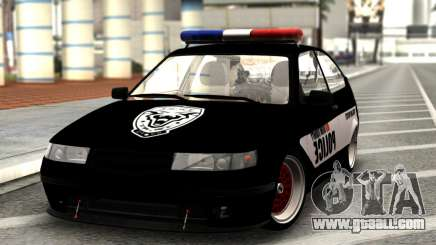 VAZ 2112 POLICE for GTA San Andreas