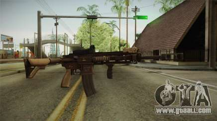 Battlefield 4 - HK416 for GTA San Andreas