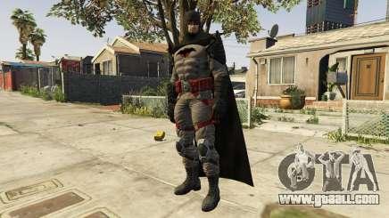 BAK Flashpoint Batman for GTA 5