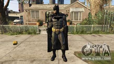 BAK Batman for GTA 5