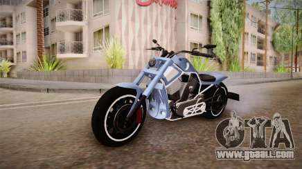 GTA 5 Western Nightblade for GTA San Andreas