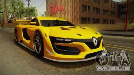 Renault Sport R.S.01 PJ1 for GTA San Andreas
