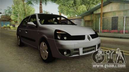 Renault Symbol 2006 for GTA San Andreas