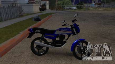 Honda ML-125 for GTA San Andreas