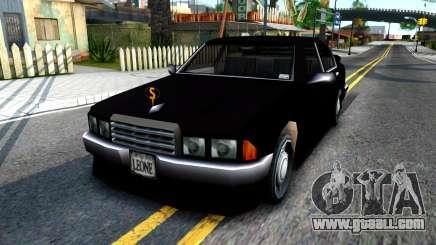 Sentinel Mafia From GTA 3 for GTA San Andreas