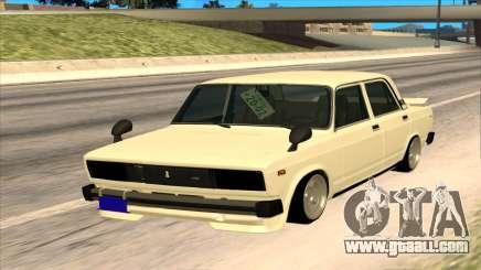 Lada 2105 for GTA San Andreas