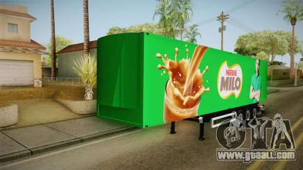 Nestle Milo Trailer for GTA San Andreas