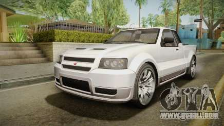 GTA 5 Vapid Contender 4 (5) IVF for GTA San Andreas