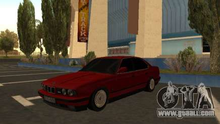 BMW E34 for GTA San Andreas