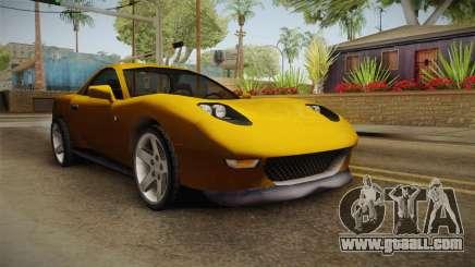 Driver: PL - MX2000 for GTA San Andreas