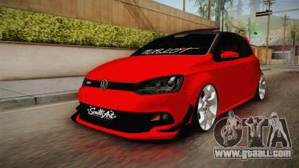 Volkswagen Polo Maskot for GTA San Andreas
