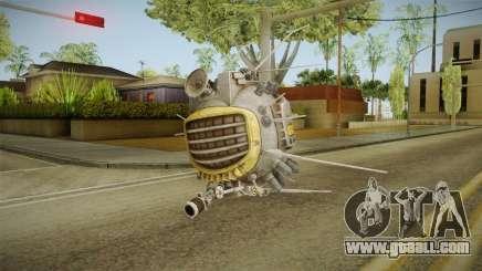 Fallout New Vegas - ED-E v3 for GTA San Andreas