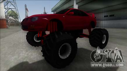 Toyota Celica GT-Four Monster Truck for GTA San Andreas