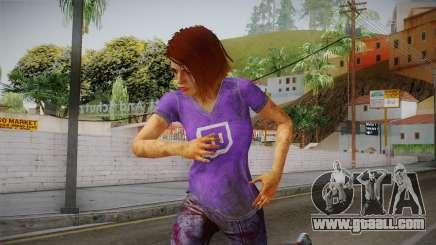 Dead by Daylight - Meg Thomas for GTA San Andreas