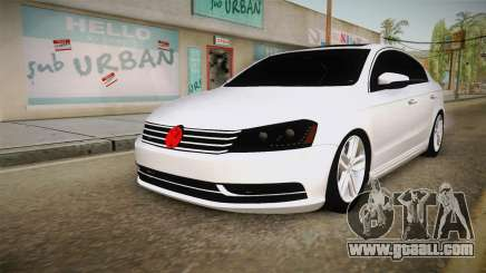 Volkswagen Passat 2011 Beta for GTA San Andreas