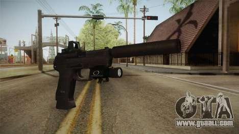 Battlefield 4 - Compact 45 for GTA San Andreas
