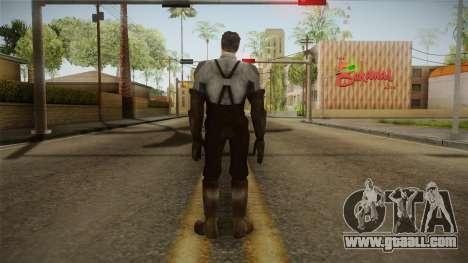 007 EON Jaws Futuristic for GTA San Andreas third screenshot