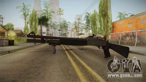Battlefield 4 - M1014 for GTA San Andreas