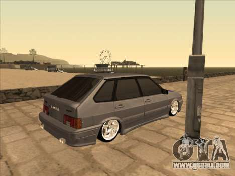 VAZ 2114 Landing for GTA San Andreas