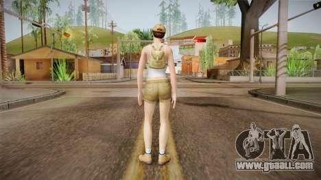 007 EON Shannon Camp for GTA San Andreas third screenshot
