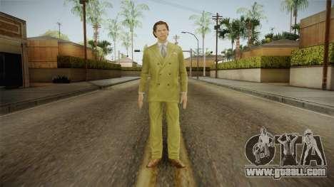 007 EON Diablo for GTA San Andreas second screenshot