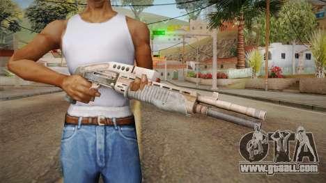 Survarium - SPAS-12 for GTA San Andreas third screenshot