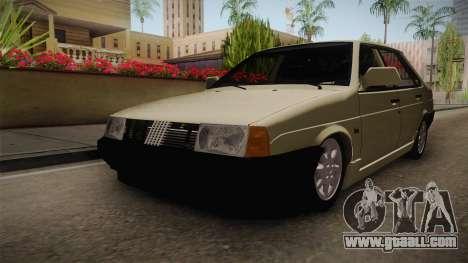 Fiat Regata 1.6 for GTA San Andreas right view