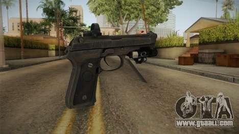 Battlefield 4 - M93R for GTA San Andreas second screenshot