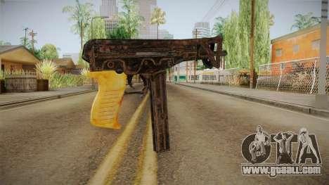 Survarium - Kiparis for GTA San Andreas second screenshot