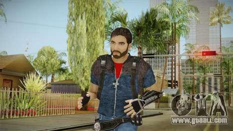 Just Cause 2 - Rico Rodriguez v2 for GTA San Andreas