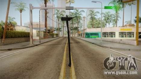 The Elder Scrolls V: Skyrim - Dawnguard Hammer for GTA San Andreas second screenshot