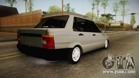 Fiat Duna for GTA San Andreas left view