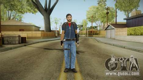 Just Cause 2 - Rico Rodriguez v1 for GTA San Andreas second screenshot