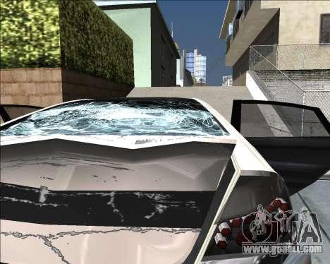 Insane car crashing mod for GTA San Andreas ninth screenshot