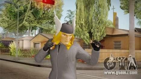Spider-Man Homecoming - Thor Thief for GTA San Andreas