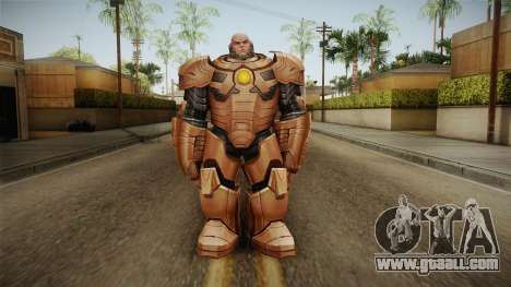 Marvel Future Fight - Kingpin (Armor Wars) for GTA San Andreas second screenshot